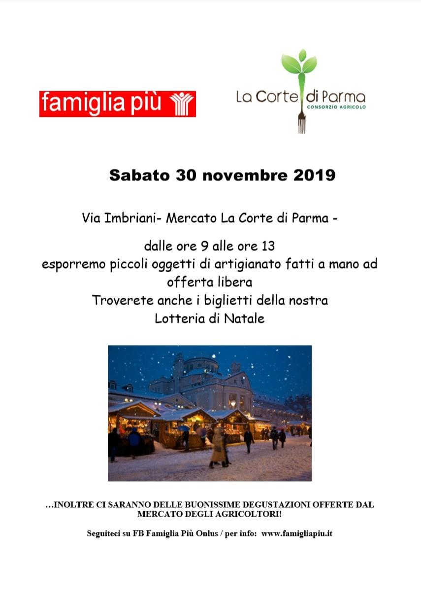 Mercato La Corte 30-11-2019