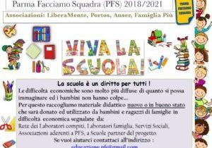 Volantino Parma Facciamo squadra